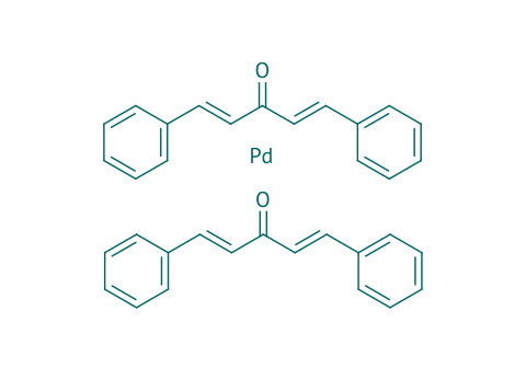 Bis(dibenzylidenaceton)palladium(0), 97%