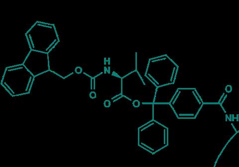 Fmoc-L-Val-TCP-Resin