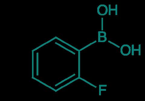 2-Fluorphenylboronsäure, 98%