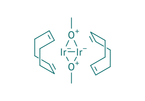 (1,5-Cyclooctadien)(methoxy)iridium(I)dimer, 97%