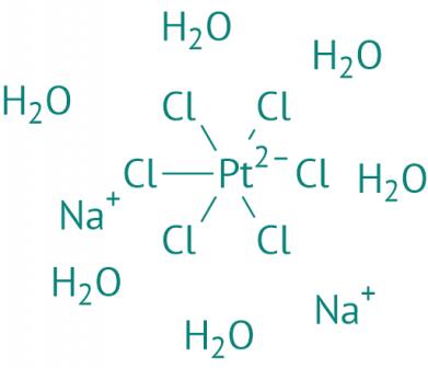 Natriumhexachloroplatinat(IV) Hexahydrat, 98%