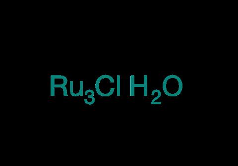 Ruthenium(III)chlorid Hydrat, 97%