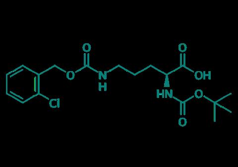 Boc-Orn(2-Cl-Z)-OH, 98%