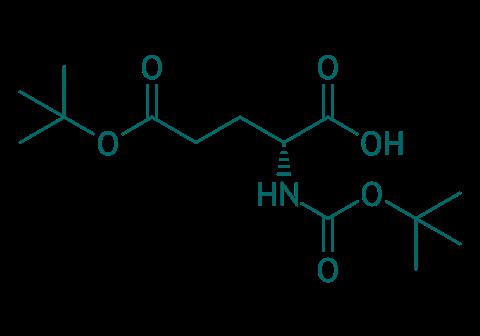 Boc-D-Glu(OtBu)-OH, 98%