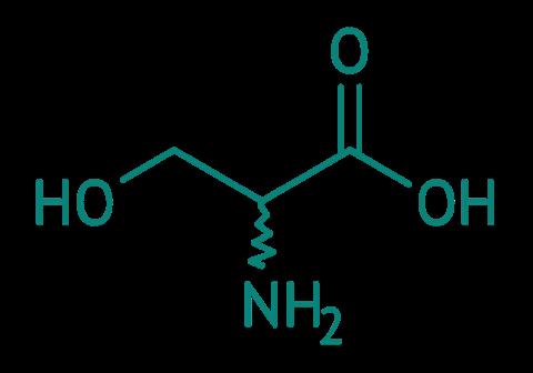 DL-Serin, 98%