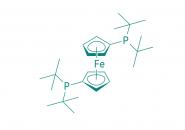 1,1'-Bis(di-tert-butylphosphino)ferrocen, 97%