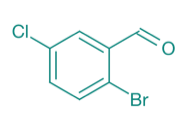 2-Brom-5-chlorbenzaldehyd, 97%