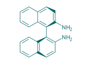(R)-(+)-2,2'-Diamino-1,1'-binaphthalin, 98%