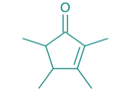 2,3,4,5-Tetramethyl-2-cyclopentenon, 95%