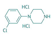1-(3-Chlorphenyl)piperazin 2 HCl, 95%