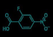 2-Fluor-4-nitrobenzoesäure, 98%