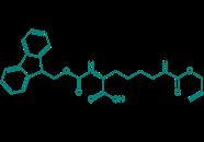 Fmoc-D-Lys(Aloc)-OH, 98%