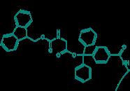 Fmoc-Gly-TCP-Resin