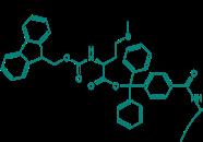 Fmoc-L-Met-TCP-Resin