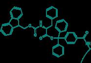 Fmoc-L-Phe-TCP-Resin