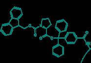 Fmoc-L-Pro-TCP-Resin