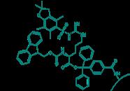 Fmoc-L-Arg(Pbf)-TCP-Resin
