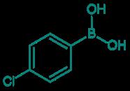 4-Chlorphenylboronsäure, 98%