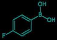 4-Fluorphenylboronsäure, 98%