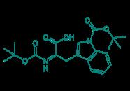 Boc-Trp(Boc)-OH, 98%