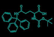 Boc-Gln(Trt)-OH, 98%