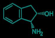 (1R,2S)-1-Amino-2-indanol, 95%
