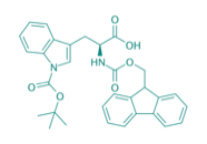 Fmoc-Trp(Boc)-OH, 98%
