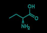 D-2-Aminobuttersäure, 98%