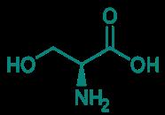 L-Serin, 98%