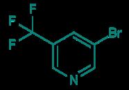 3-Brom-5-(trifluormethyl)pyridin, 97%
