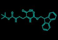 Fmoc-Dab(Boc)-OH, 97%