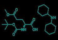Boc-Glu(OMe)-OH · DCHA, 98%