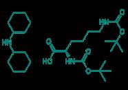 Boc-Lys(Boc)-OH · DCHA, 98%