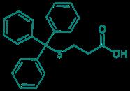 3-(Tritylthio)propionsäure, 97%