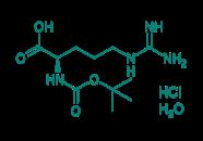 Boc-D-Arg-OH · HCl · H2O, 95%