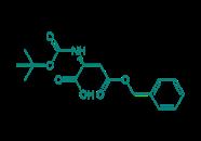 Boc-D-Asp(OBzl)-OH, 95%