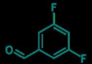 3,5-Difluorbenzaldehyd, 98%