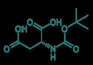 Boc-D-Asp-OH, 95%