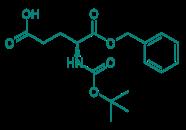 Boc-D-Glu-OBzl, 97%
