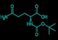 Boc-D-Gln-OH, 98%