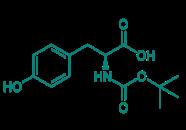 Boc-D-Tyr-OH, 98%