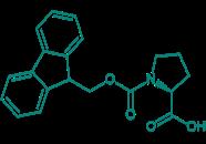 Fmoc-D-Pro-OH, 98%