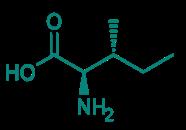 D-Isoleucin, 98%