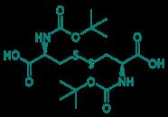 (Boc-Cys-OH)2, 96%