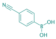 4-Cyanophenylboronsäure, 98%