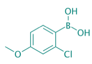2-Chlor-4-methoxyphenylboronsäure, 96%