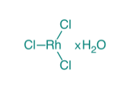 Rhodium(III)-chlorid Hydrat, 99%