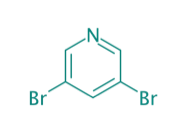3,5-Dibrompyridin, 98%
