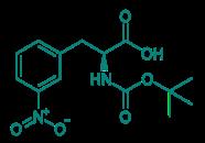Boc-Phe(3-NO2)-OH, 95%