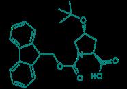 Fmoc-Hyp(tBu)-OH, 98%